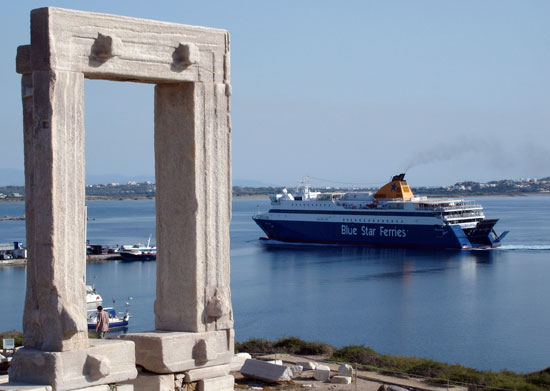 Mikri Vigla Naxos Greece - Tickets: Airplane, Ferry, Cruise, Bus
